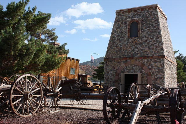 Frontier Homestead State Park Museum